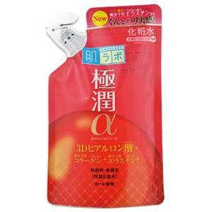 肌研(ハダラボ) 極潤α 化粧水 つめかえ用 170ml|gionsakura