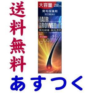 ハツモール ヘアーグロアーS 250ml|gionsakura