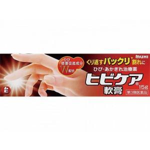 ヒビケア軟膏 15g|gionsakura
