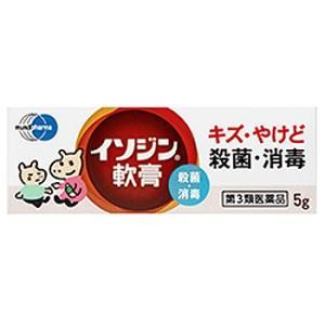 イソジン軟膏 5g|gionsakura