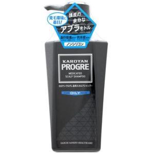 カロヤンプログレ薬用スカルプシャンプーOILY 300ml|gionsakura