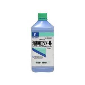 消毒用エタノール 500ml 健栄製薬|gionsakura