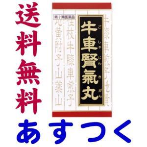 クラシエ漢方薬 牛車腎気丸料エキス錠 360錠|gionsakura