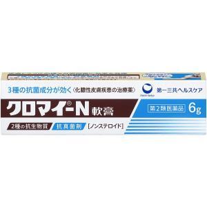 クロマイ-N軟膏 6g gionsakura