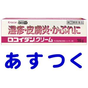 ロコイダンクリーム 16g(ロコイドクリームの市販薬)|gionsakura