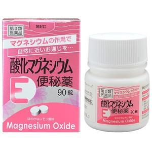 酸化マグネシウムE便秘薬 90錠|gionsakura