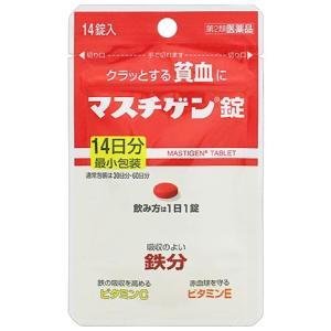 マスチゲン錠 14錠|gionsakura