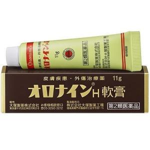 オロナインH軟膏 チューブ 11g|gionsakura