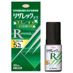 リアップX5のジェネリック リザレック コーワ 60ml 発毛剤・育毛剤|gionsakura