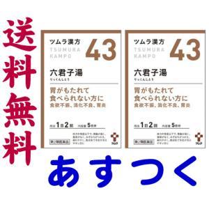 六君子湯 10包 X 2個セット ツムラ漢方薬 43|gionsakura