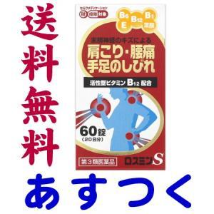 ナボリンSのジェネリック 市販薬 ロスミンS 60錠 gionsakura