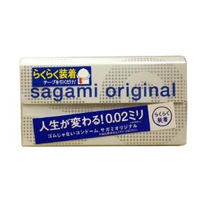 サガミオリジナル0.02 クイック 6個入|gionsakura