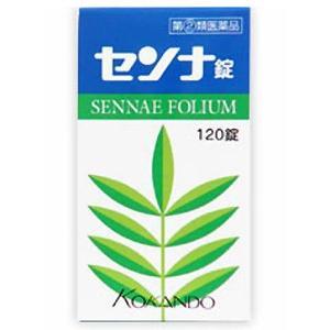 センナ錠 120錠|gionsakura