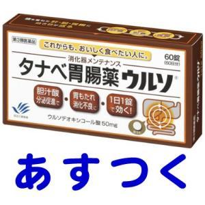 タナベのウルソ 胃腸薬 60錠