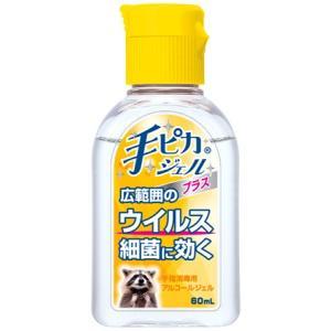 手ピカジェル プラス 60ml|gionsakura
