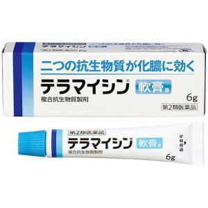 テラマイシン軟膏a 6g|gionsakura