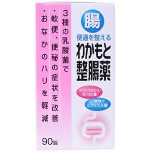 わかもと整腸薬 90錠|gionsakura