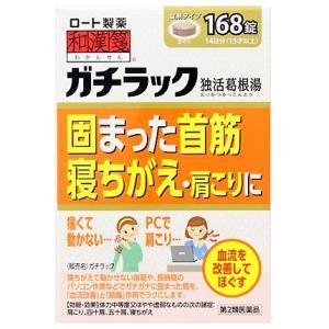 和漢箋 ガチラック 独活葛根湯 168錠|gionsakura