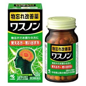 ワスノン 168錠 物忘れ改善薬|gionsakura