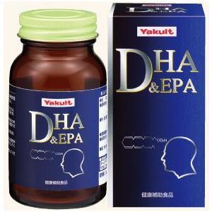 ヤクルト DHA&EPA 120粒|gionsakura