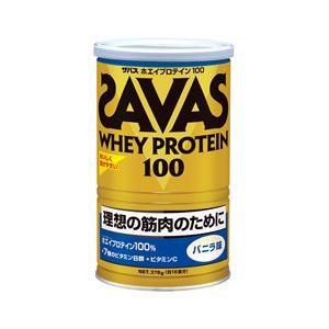 ザバス ホエイプロテイン100 バニラ味 378g(18食分)|gionsakura