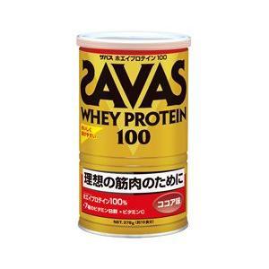 ザバス ホエイプロテイン100 ココア味 378g(18食分)|gionsakura