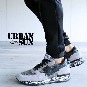 URBAN SUN アーバンサン スニーカー andre ja 001 アンドレ 日本限定モデル 国内正規品 メンズ|gios-shop