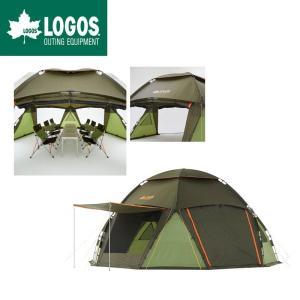 LOGOS ロゴス アウトドア タープ スペースベース デカゴン-AG タープテント 大型 gios-shop