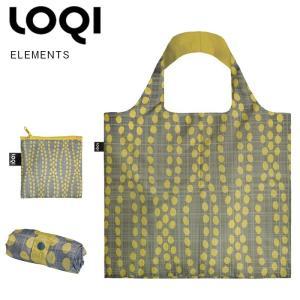 LOQI ローキー elements エコバッグ 折りたたみ コンパクト