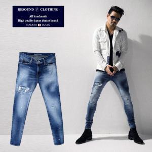 RESOUND CLOTHING リサウンドクロージング RC9 LOAD DENIM IND B  メンズ|gios-shop