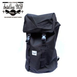 Santa Ana MFG サンタアナマニュファクチャリング カバン 鞄 バッグ バックパック リュック メンズ ブラック gios-shop