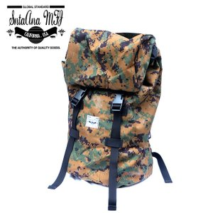 Santa Ana MFG サンタアナマニュファクチャリング カバン 鞄 バッグ バックパック リュック メンズ カモフラ 迷彩|gios-shop