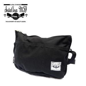 Santa Ana MFG サンタアナマニュファクチャリング カバン 鞄 バッグ ショルダー クラッチ セカンド メンズ ブラック gios-shop