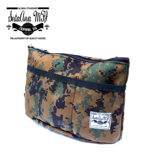 Santa Ana MFG サンタアナマニュファクチャリング カバン 鞄 バッグ ショルダー クラッチ セカンド メンズ カモ 迷彩 gios-shop