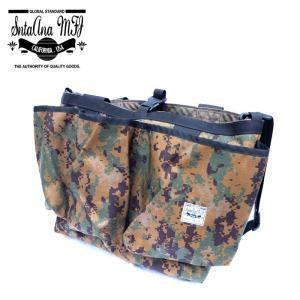 Santa Ana MFG サンタアナマニュファクチャリング カバン 鞄 バッグ トート ショルダー メンズ カモ 迷彩|gios-shop
