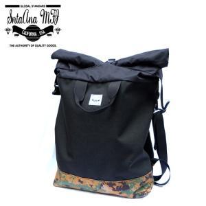 Santa Ana MFG サンタアナマニュファクチャリング カバン 鞄 バッグ バックパック リュック トート ショルダー メンズ ブラック カモ 迷彩 gios-shop
