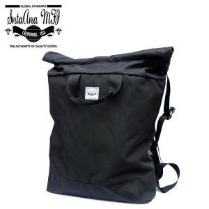 Santa Ana MFG サンタアナマニュファクチャリング カバン 鞄 バッグ バックパック リュック トート ショルダー メンズ ブラック gios-shop