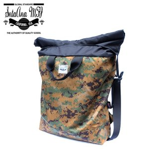 Santa Ana MFG サンタアナマニュファクチャリング カバン 鞄 バッグ バックパック リュック トート ショルダー メンズ カモ 迷彩|gios-shop