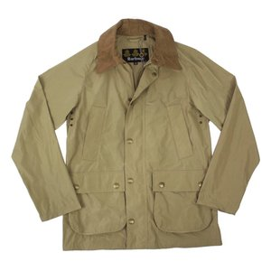 Barbour(バブアー)「BEDALE SL」ナイロン ビデイル【ベージュ】 giottostile