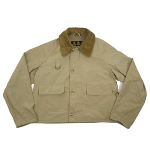 Barbour(バブアー)「SPEY Casual」ナイロン スペイ【ベージュ】 giottostile