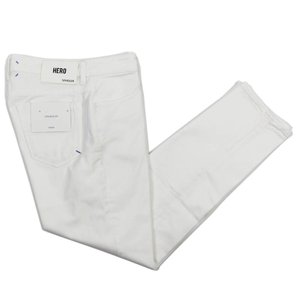SIVIGLIA(シヴィリア)19SS「HERO」5ポケット ホワイト デニム【ホワイト】|giottostile