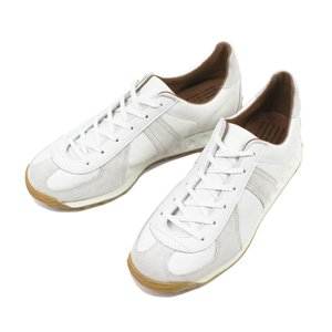 REPRODUCTION OF FOUND(リプロダクションオブファウンド)19-20A/W GERMAN MILITARY TRAINER【ホワイト】 giottostile