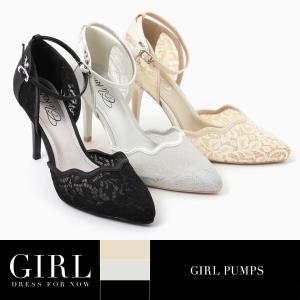 パンプス 痛くない ストラップ ブラック 黒 結婚式 フォーマル シューズ レディース 靴 大きいサイズ パーティー 柔らかい 歩きやすい ポインテッドトゥ|girl-k