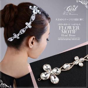 髪飾り 花|girl-k