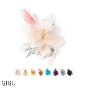 コサージュ フォーマル 入学式 入園式 結婚式 アクセサリー|girl-k