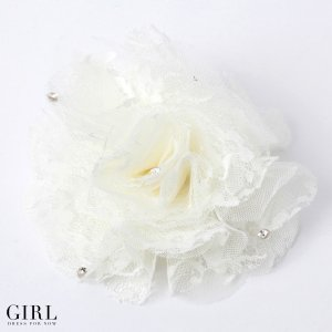 コサージュ フラワーコサージュ 結婚式 パーティー フォーマル ヘアアクセサリー 髪飾り ヘッドドレス 冠婚葬祭 アクセサリー 浴衣 和装 着物|girl-k
