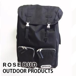 ROSE BUD OUTDOOR PRODUCTS ローズバッド アウトドアプロダクツ ユニセックスバックパック 832021|girlsgirl