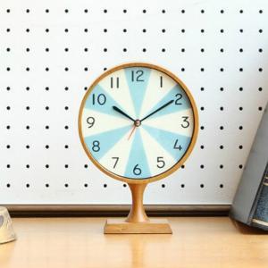 置いても掛けても使える アクメファニチャーのおしゃれな時計■備考:ACME Furnitureで定番...