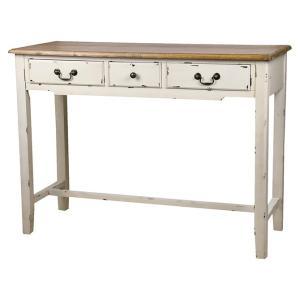 コンソール デスク テーブル ドレッサー アンティーク調 フレンチ家具シリーズ コンソール|girlyapartment
