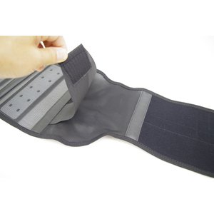 コルセット 腰痛 腰痛コルセット 腰痛ベルト 軟性コルセット 腰の保護 プレート入り コルセット お医者様の健康腰痛ベルト|gita|04